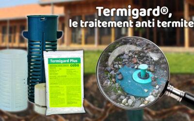 Termigard®, le traitement anti termites